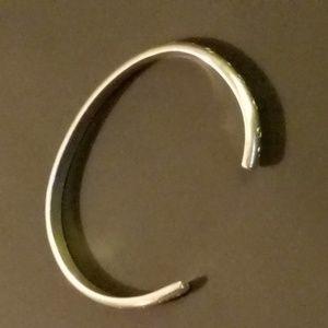 N/A Real Silver Bracelet